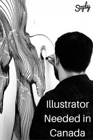 best ideas about lance illustration jobs lance illustrator needed for a one page biography the client