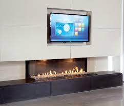 fireplace design modern
