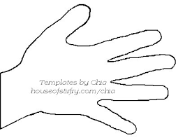 Free Hand Templates Download Free Clip Art Free Clip Art On