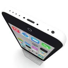 Apple iPhone 5c 8GB Smartphone Unlocked GSM White Excellent