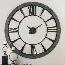 charming 40 inch wall clock 6 articles with metal tag clocks diameter sofa extraordinary 40 inch wall clock