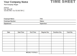 Sample Timesheets For Hourly Employees Free Printable Timesheet Templates Printable Weekly Time Sheet