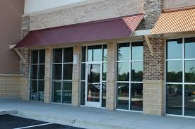 some of the benefits of standing seam are a longer warranty lower maintenance than fabric awnings reduces energy costs and provides sun protection