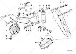 Engine suspension d er for bmw 3' e30 318i m10 sedan ece e30 wiring diagram e30 318i engine diagram