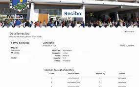 Formato De Recibos Nuevo Formato En Recibos Del Ampa Ampa Colegio Academia Santa Teresa