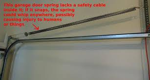 fixing or repairing your garage door is not as simple