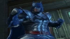 batman arkham origins dark knight of the round table suit gameplay