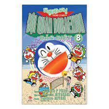 Đội Quân Doraemon Đặc Biệt - Tập 8 (Tái Bản 2019) - Truyện Tranh, Manga,  Comic Tác giả Fujiko F Fujio