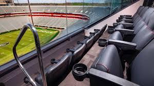 Uga Stadium Chart Premium Seating The Georgia Bulldog Club The Georgia