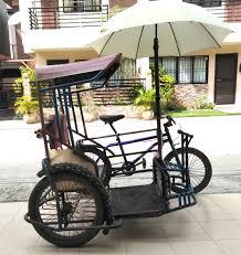 Pedicab Sidecar Design Philippines Pedicab Trisikad Conversion Electric Bike