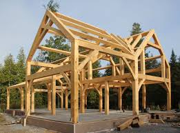 A timber ...