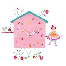 alice children s wall clock