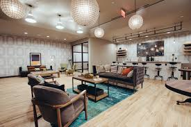 Chelsea office space lounge San Francisco Wework Bryant Park Coworking Office Space 54 40th St Wework