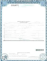 Pictures Of Blank Birth Certificates Pictures Of Blank Birth