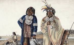 anishinaabeg in the war of more than tecumseh and his  posted in research 18 tags