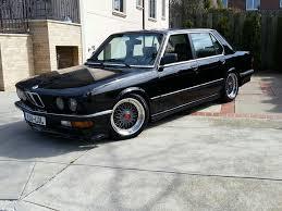 1987 BMW E28 535 Mtech M5 Tribute! Euro Bumpers, BBS Wheel, Rare ...