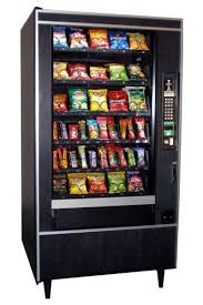 National Vendors Vending Machine