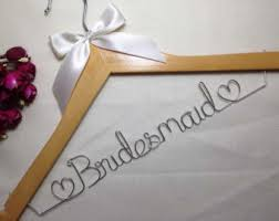 bridal hanger etsy Wedding Hangers With Names Wedding Hangers With Names #24 wedding hangers with names how to