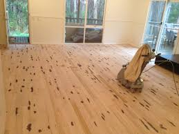 Timber Floor Sanding And Staining