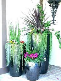 front door pot plant ideas uk flower for porch flowers best pots winter planter plants arrangements plant pot ideas
