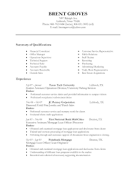 Resume Loan Officer Assistant Job Description Best Inspiration