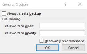 How To Password Protect An Excel Workbook Techrepublic