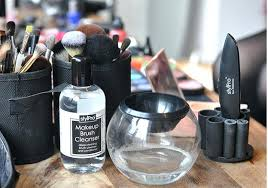 where to the stylpro makeup brush cleaner dryer because its going to change your beauty