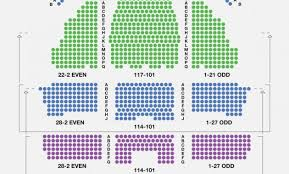 Gammage Seating Chart The New Amsterdam Theatre Seating Chart Fox Theatre Seating