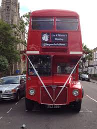 hire a classic london routemaster bus for your wedding Wedding Hire London Bus bus for wedding wedding hire london bus