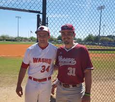 """Moorestown Friends on Twitter: """"Former Foxes in Spring Training with their  college squads: A.J. Dunham '16/@washubaseball and Mitchell Mullock  '16/@VassarAthletics.… https://t.co/3zct6FvKy6"""""""