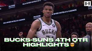 Bucks-Suns Wild Ending In Game 5 of the NBA Finals - YouTube