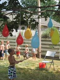 here are 19 fun water games you can play at family reunions youth activities