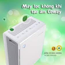 COWAY APM-1010DH (HERO) - Máy lọc không khí tạo ẩm chính hãng