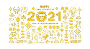 Along with the fourth competitive season of capture the here are the eight overwatch lunar new year 2021 skins, as well as details on how to earn them. Vector Banner Poster Card With A Illustration Of The Ox Zodiac Sign Symbol Of 2021 On The Chinese Calendar Isolated White Metal Ox Bull Chine Pattern Element For New Year S Chinese