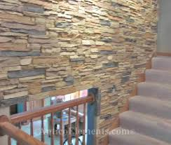 stone wall panels interior faux covering interlocking