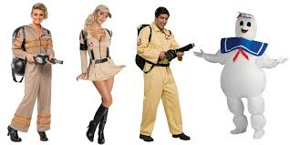 ghostbuster costumes