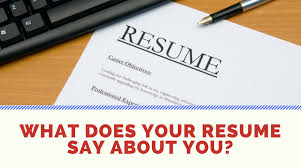 What Does Your Resume Say About You Synergy Medical Recruiters