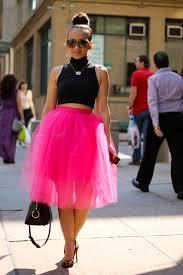 Carrie Bradshaw inspired tulle skirt! | Hot pink tulle skirt, Hot pink  skirt, Pink tulle skirt outfit