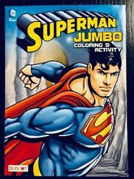 99 pages · 2007 · 4.73 mb · 4,221 downloads· english. Superman Jumbo Coloring And Activity Book Ebay