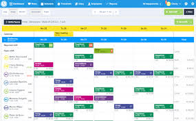 How To Make Schedules For Employees Employee Scheduling Shiftbase