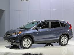 2012 Honda CR-V: Redesigned Compact Crossover Bows At The 2011 Los ...