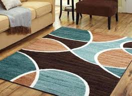 area rugs turquoise architecture and home eye catching turquoise and brown area rug in teal