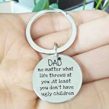 dad birthday gift fathers day gift from daughter fathers day keychain dad gifts