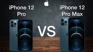 iPhone 12 Pro Vs iPhone 12 Pro Max Review Comparison - Should I buy the  iPhone 12 Pro or 12 Pro Max? - YouTube