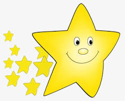Free Cute Star Clip Art with No Background - ClipartKey