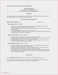 Free 59 Project Manager Resume Templates Examples Free Download