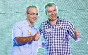 Resultado de imagem para joao vicente claudino e prefeito firmino filho