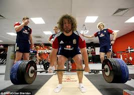 rugby strength