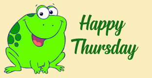Happy Thursday GIF Images | Thursday Quotes & Wishes