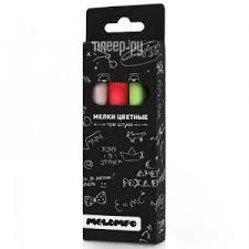 Купить <b>Набор цветных мелков Melompo</b> MEL-8 по низкой цене в ...